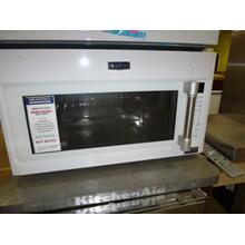 See Details - Over-the-Range Microwave with WideGlide™ Tray - 2.1 cu. ft.