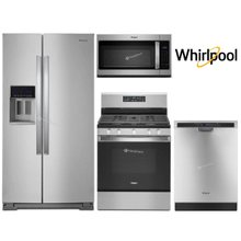 Whirlpool Counter-depth SXS Package