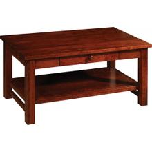 Cabin Creek Collection- Coffee Table