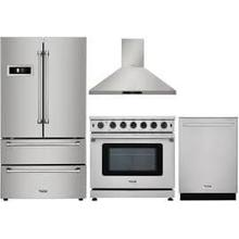 """See Details - THOR 36"""" Professional Kitchen Package"""