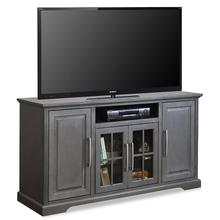 "Ironwood 64"" TV Console - Metallic Grey"