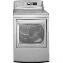 GE Profile Harmony™ 7.3 Cu. Ft. Stainless Steel Capacity Electric Steam Dryer