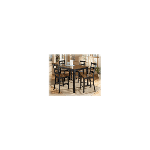 Pub Table with 4 Chairs