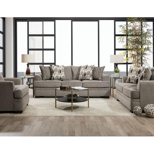 """American Furniture Manufacturing - LOVE SEAT """"PUTTY"""" #10002-PUT"""