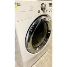 Product Image - USED- Gas Dryer with 9 Drying Programs (White)- FLGDRY27W-U  SERIAL #38