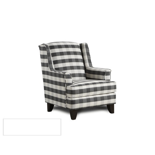 Brock Charcoal Accent Chair