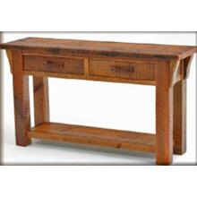 Stony Brooke Sofa Table With Shelf
