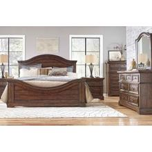 See Details - King Bed, Dresser, Mirror and 2 Nightstands