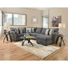 7059 Passport Blue Sectional