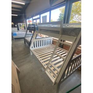 Gallery - Twin / Full Bunkbed With Mattresses