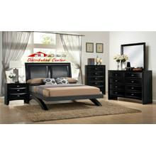 Generation Trade Furniture Uptown 161700 Bedroom set Houston Texas USA Aztec Furniture