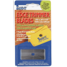 BAND-IT EDGE TRIMMER REPLACEMENT BLADES-5PK