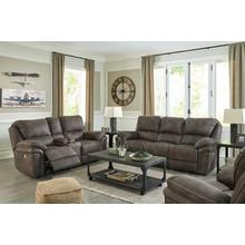 See Details - Ashley Trementon Reclining Sofa and Loveseat