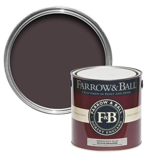 Farrow & Ball - Mahogany No.36