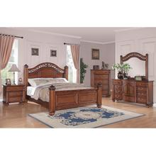 See Details - 5 Piece Bedroom Set   King upgrade available