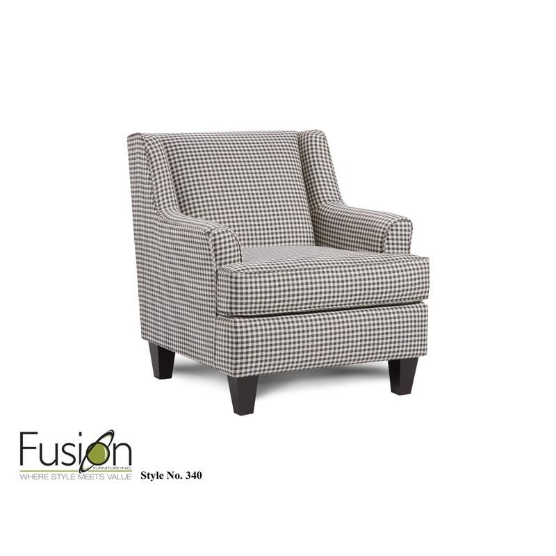Hayride Granite Accent Chair
