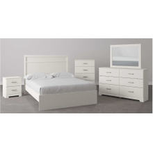 B2588 King Panel Bed Only (Stelsie)