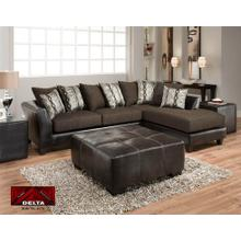 Delta Furniture 4174 Sectional Available at Aztec Furniture Houston Texas