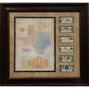 Wildcat - TEXAS MAP MONEY