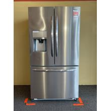 See Details - Frigidaire Gallery Stainless Steel French Door Refrigerator