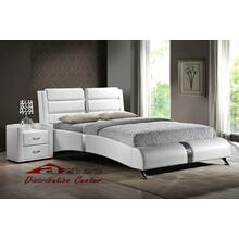 Generation Trade Furniture Asure White 114100 Bedroom set Houston Texas USA Aztec Furniture