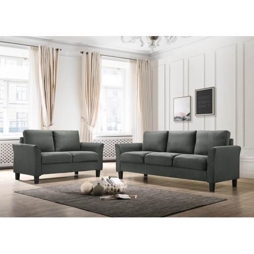 Denmark 2 pc Sofa And Loveseat