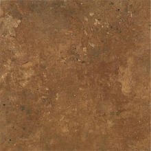 Alterna D4162 Aztec Trail Engineered Tile - Terracotta 16 in. Wide x 16 in. Long, Low Gloss