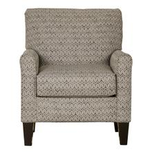 Lewiston Accent Chair in Graphite Fabric