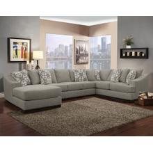 See Details - Atlas Sectional: Hand-Crafted In The USA (Customize Your Configuration & Fabric)