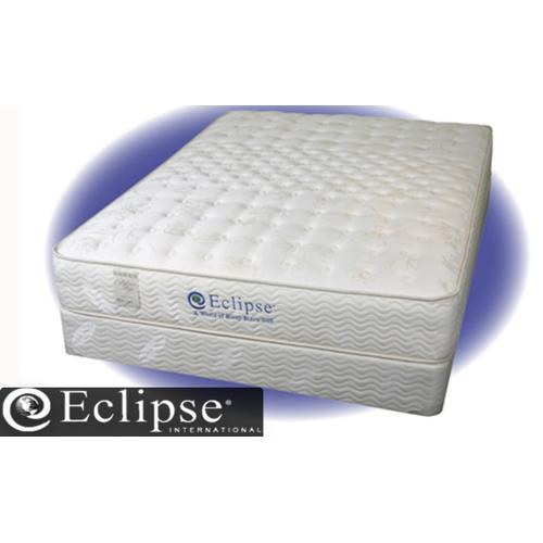 Eclipse - Perfection Rest Natural Dreams Firm- ECO Organic Cotton w/ Gel Memory Foam inside!