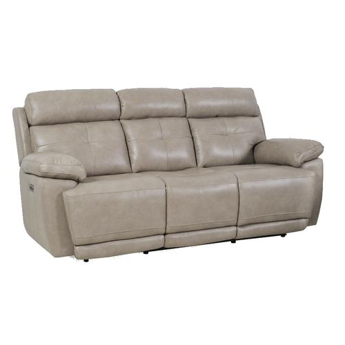 Futura Leather - Power Reclining Leather Sofa - SPECIAL BUY - Limited Stock