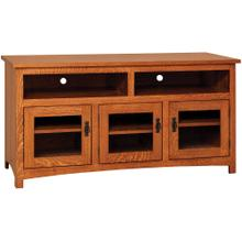 "Michaels Mission Collection- 60"" TV Cabinet"