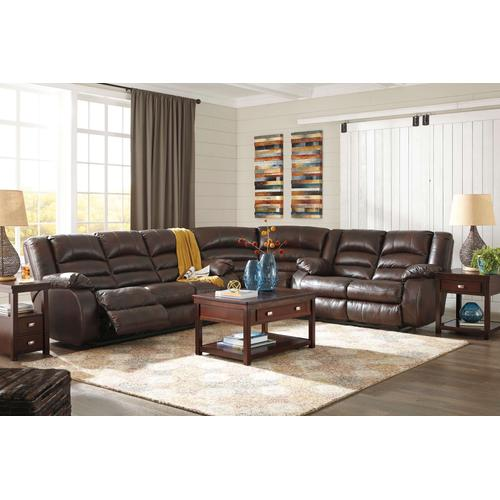 Gallery - Levelland Reclining Sectional