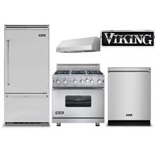 "VIKING 36"" GAS RANGE PACKAGE"