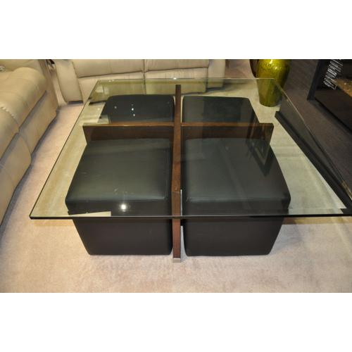 Excelsior Hassock Table