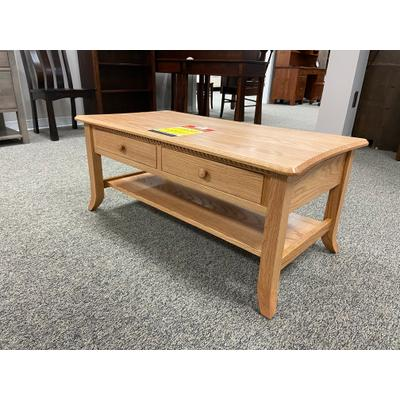 See Details - Shaker Coffee Table