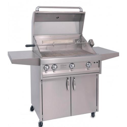 "Artisan - 32"" Artisan Professional Grill with Cart"