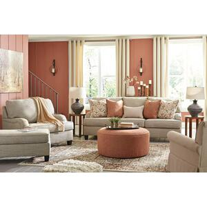 Almanza Sofa and Chair and 1/2