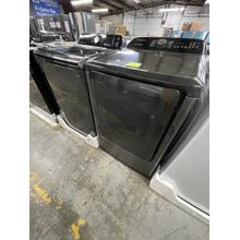 ***ANKENY LOCATION LAUNDRY PAIR** 4.5 cu. ft. Capacity Top Load Washer with Active WaterJet in Black Stainless Steel ***SCRATCH OR DENT 1 YEAR WARRANTY**