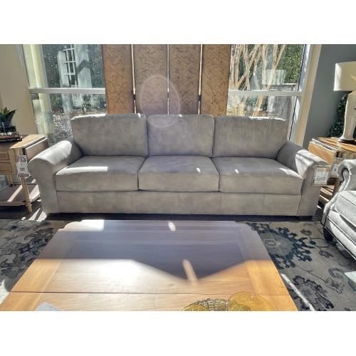 Leather Sofa Style #7202L10 - Stallone Fossil