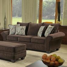 See Details - Artesia Chocolate Sofa