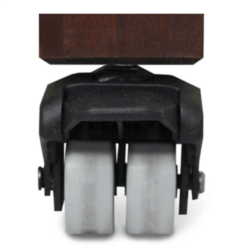 Caster Kit - (2 in/5cm) 2 locking 2 non-locking for all Modular Nests and Wood Tables