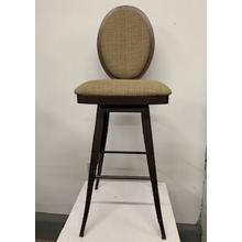 """Camilia"" Swivel Bar Stool"