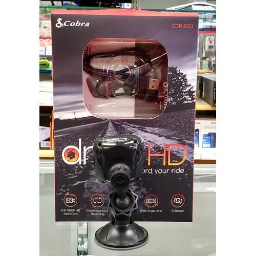 Cobra Drive HD Dash Cam
