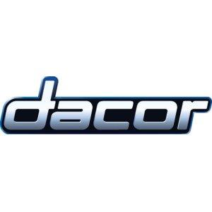 """Dacor24"""" Modernist Graphite Stainless Steel Kit (Panel and Handle) - Right"""