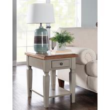 Vista End Table