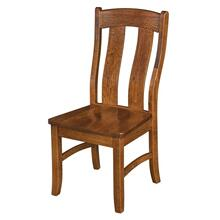 See Details - Amish Waverly Dining Chair