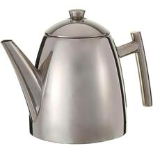 Frieling Stainless Steel Primo Teapot with Infuser, 22 oz
