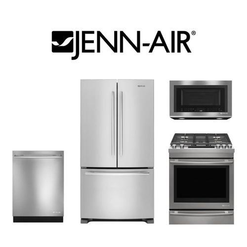 Jenn-Air 4 Piece Kitchen Package. Price Valid Thru 8/31/20
