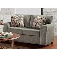 Allure Grey Loveseat